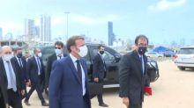 Macron torna a Beirut. I libanesi sperano porti vento di cambiamento