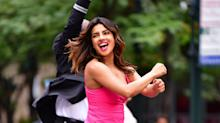Here's Priyanka Chopra the Dancing Queen on the Busy Streets of New York