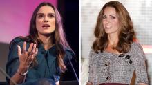Keira Knightley denies trying to mum-shame Kate Middleton