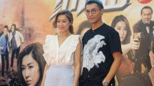 Nancy Wu says no awkwardness with Ruco Chan