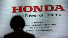 Honda net profit up on easing airbag recall costs