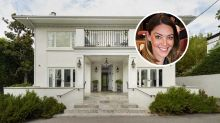 Helicopter Heiress Cindy Robinson Flies Out of Hollywood Hills Hideaway