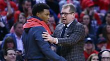 Nick Nurse: Kyle Lowry levelled up after championship