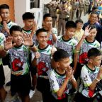 Rescued boys explain how they survived in Thailand cave for 2 weeks