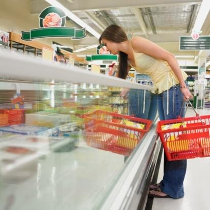 <p>Frozen food is often far cheaper, so people assume it's likely to be inferior. However, the fresh fish at the counter has often been frozen, so you're gaining nothing for paying more here - in fact you're losing out because you have to use it up more quickly.</p>  <p>The other things that are well worth considering are frozen vegetables. These are much cheaper than fresh vegetables, and are often frozen at the peak of their freshness, so are better for you too.</p>  <p></p>