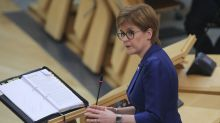 Sturgeon reveals she did not visit family over first weekend of easing lockdown