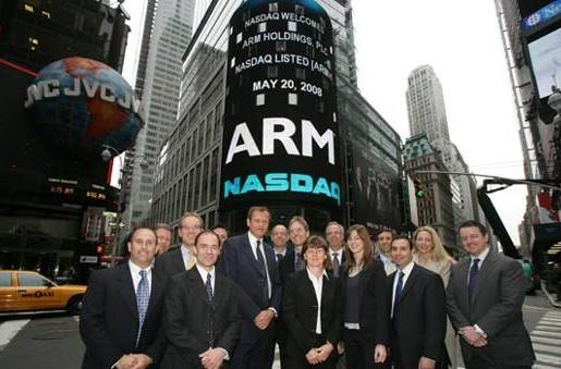 ARM sees profit surge 23 percent, tests forecasters' patience