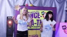 Tess Daly and Claudia Winkleman in 'agony' after completing 24-hour danceathon for Comic Relief