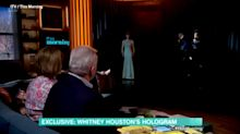 ITV, This Morning show viewers are unimpressed by Whitney Houston's hologram