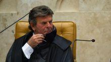 Ministro Luiz Fux é diagnosticado com Covid-19, informa STF