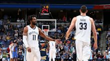The Grizzlies say they're not trading Marc Gasol or Mike Conley, and they won't tank