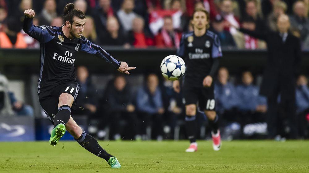 Vor dem Clasico gegen Barca: Gareth Bale wieder im Training
