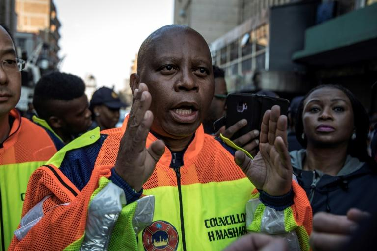 Johannesburg Mayor Herman Mashaba has resigned and quit the DA party in a row over race