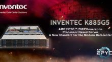 Inventec Delivers AMD EPYC™ 7002 Series Processor Solutions To Customers, Setting a New Standard for the Modern Datacenter