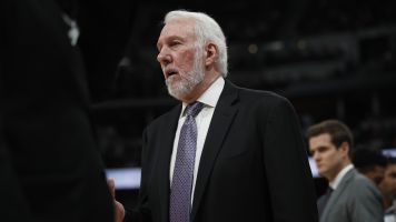 Popovich thought about skipping NBA restart