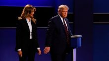 Fractious presidential debate unlikely to move needle for Trump