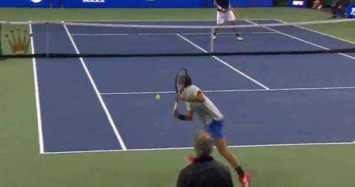 Tennis - WTF - Le point extraordinaire de Roger Federer face à John Isner
