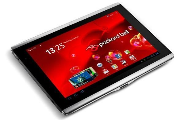 Packard Bell debuts Liberty Tab Honeycomb tablet, clearly adores freedom