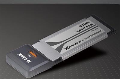 D-Link DWA-643 Xtreme N Notebook ExpressCard gets by FCC
