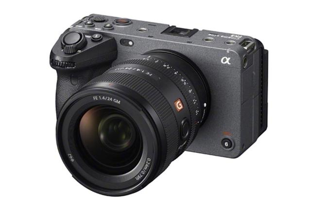 Sony FX3 cinema camera leak teases 4K 120p video inside a compact body