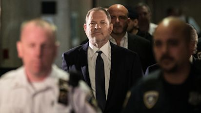 Harvey Weinstein reaches tentative settlement