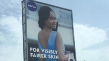 Nivea accused of racism for 'visibly fairer skin' advert