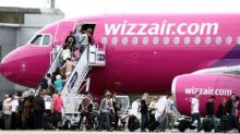 Wizz Air given tailwind by turbulence in airline industry