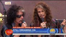 Aerosmith to take up Las Vegas residency