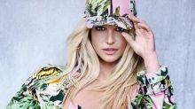 ¿Ha abusado Britney Spears demasiado del Photoshop en su última campaña para Kenzo?