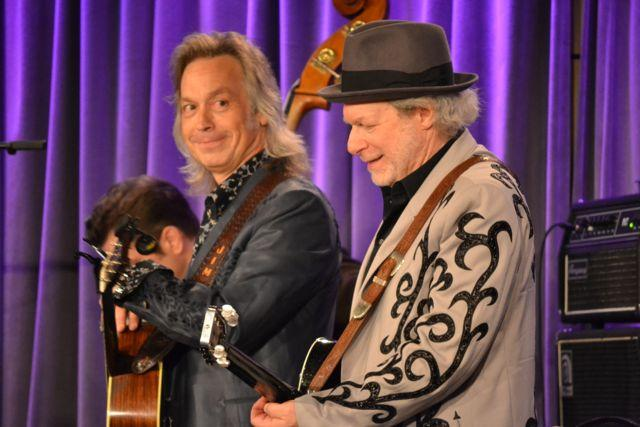 Buddy Miller and Jim Lauderdale: Alt-Country's Dream Team