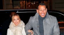 Alex Rodriguez filmed Jennifer Lopez busting out some dance moves to Cardi B and it's serious #RelationshipGoals