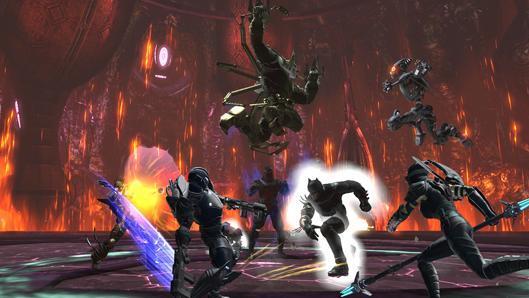 SOE offering free Legendary DC Universe Online access