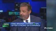 We're in a good place with consumer insight: Dine Brands CEO
