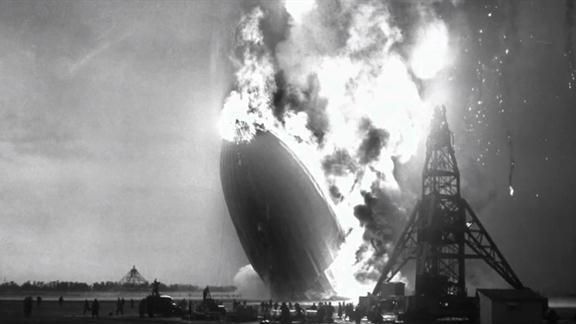 What Destroyed the Hindenburg?