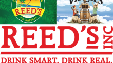 Reed's Inc.® Announces Expanded Distribution With CVS Pharmacy
