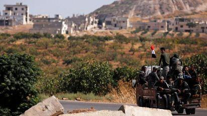 Guerriglia aerea fra Damasco e Israele