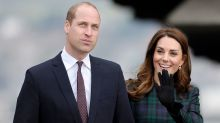 Duchess of Cambridge shows sartorial diplomacy in tartan on Dundee trip with William
