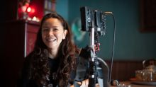 'Your Hand in Mine' actress' first feature film had audiences crying
