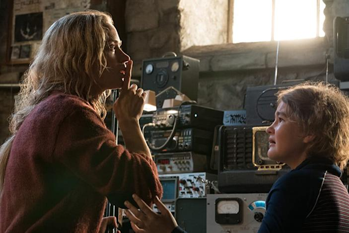 'A Quiet Place' is being adapted into a video game