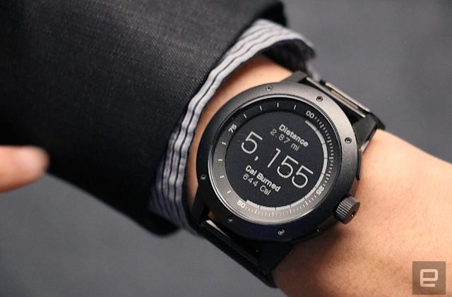 Matrix PowerWatch hands-on: The promise of a world without chargers