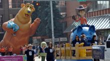 K-Days parade: Friday fun for spectators, frustration for motorists