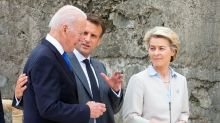 Internet Reportedly Shut Off as G7 Leaders Squabble With Biden Over China