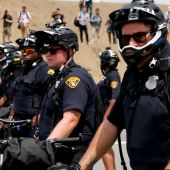 How Police Succeeded at the Republican Convention