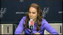 San Antonio Spurs Hire 1st Full-Time Female Coach in NBA History