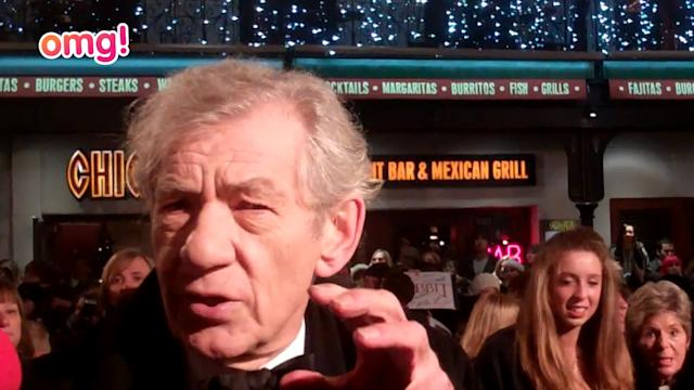 Ian McKellen reveals he didn't think there'd be a Hobbit movie
