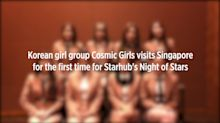 K-pop group Cosmic Girls chat with Yahoo Lifestyle Singapore