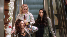 Review: 'A Bad Moms Christmas' is a cartoonish, conventional sequel