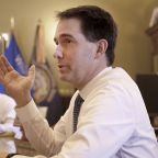 Wisconsin's Walker open to limiting replacement's power