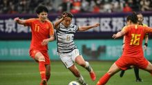 China beat South Korea in extra time to seal Tokyo Olympics spot