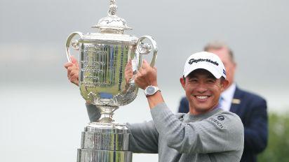 23-year-old Morikawa wins PGA Championship
